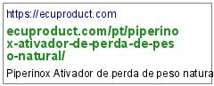 https://ecuproduct.com/pt/piperinox-ativador-de-perda-de-peso-natural/